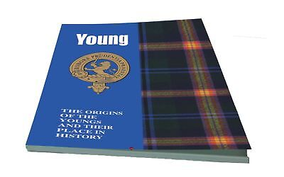 Young Scottish Clan History Booklet