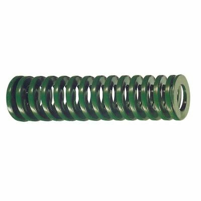 """Danly 9-2048-11 1-1/4""""OD x 5/8""""ID x 12""""OAL Light Load Green Die Spring"""