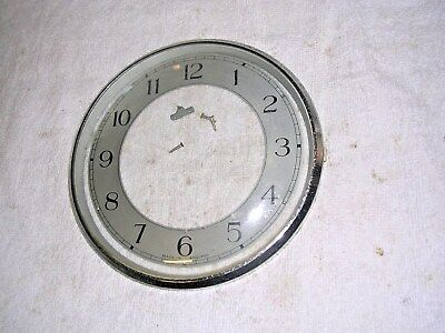 Clock  Parts , Bezel + Chapter Ring ,enfield