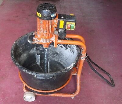 110v Belle Tubmix 50 - Paddle Mixer