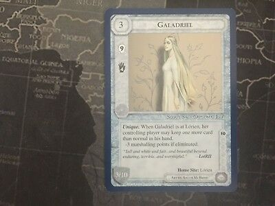Galadriel - The Wizards Unlimited - Middle-Earth CCG MECCG SATM METW Card