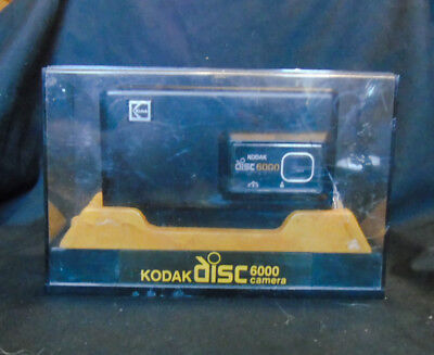 Kodak Disc 6000 Camera In Original Case