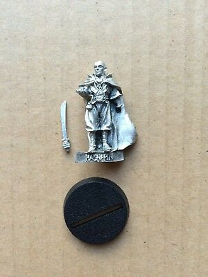 Dalamyr Fleetmaster of Umbar (Corsair) metal LOTR Lord of the Rings Warhammer