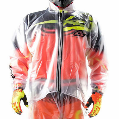 new 2018 Acerbis Motocross Enduro quad mtb GOLF Waterproof Jacket 3.0 clear S-M