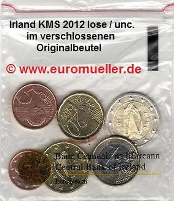 Irland KMS 2012 unc.