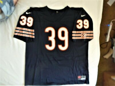 Nike Curtis Enis Chicago Bears Jersey size XXL 2XL Penn State Vintage 90s rare