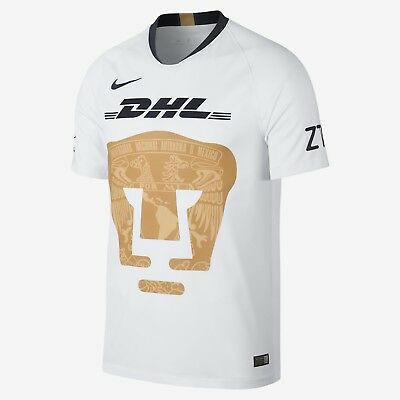 NIKE PUMAS UNAM Official 2018 2019 Home Soccer Football Jersey ... e5256a23f