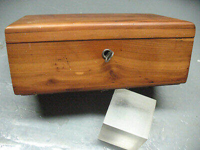 Vintage Lane Salesman  Sample  Cedar Chest Lynch  Furniture  Geneva Ny