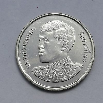 Thai Coin Thailand 1 Baht Very new Condition Free Shipping