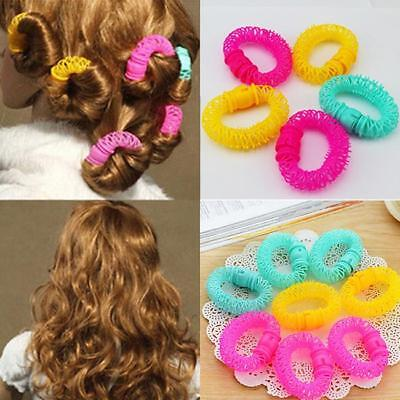 Hairdress Magic Bendy Hair Styling Roller Curler Spiral Curls DIY Tools G