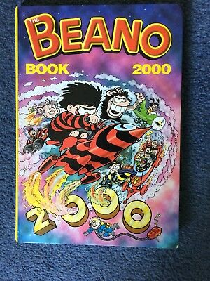 The Beano Book Annual 2000