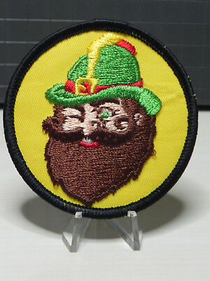 Vernor's Soda Ginger Ale Gnome Uniform Patch