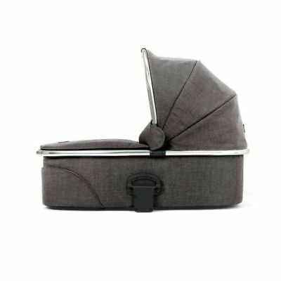 Mamas & Papas Urbo 2 Tweed Carry Cot Stroller Bassinet Chestnut