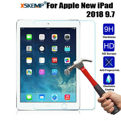 Higt Quality Tempered Glass Screen Protector Protection For iPad Pro 11 2018 Air