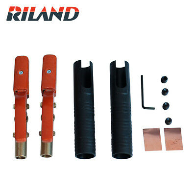 RILAND 300A Electrode Holder  Welding Clamps Stinger Clamp Tool Stick Welding