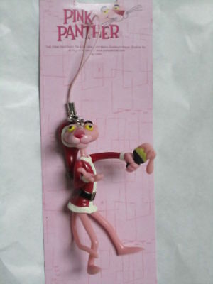 new pink panther figure holiday christmas ornament  Us un73
