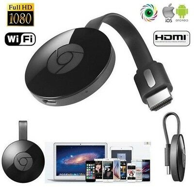 For iOS/Android Miracast 1080P 2nd Generation Digital HDMI Media Video Streamer