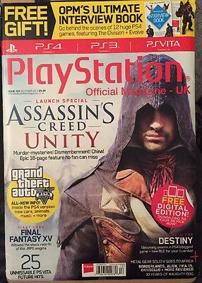 OFFICIAL PLAYSTATION MAGAZINE Grand Theft Auto San Andreas Dec 2004
