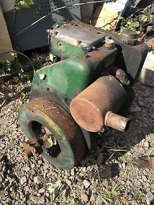 Lister LT1 stationary engine