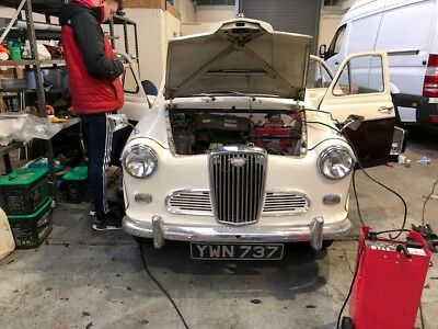 1961 wolseley 1500. runs and drives. barn find. any inspection welcome.