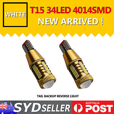 T15 High Power W5W LED W/ Lens Bulb Wedge Car Auto Side Tail Parker Light Globe