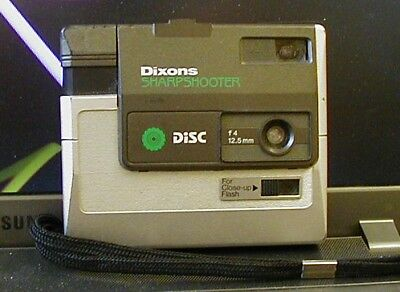 Dixons Sharpshooter Camera