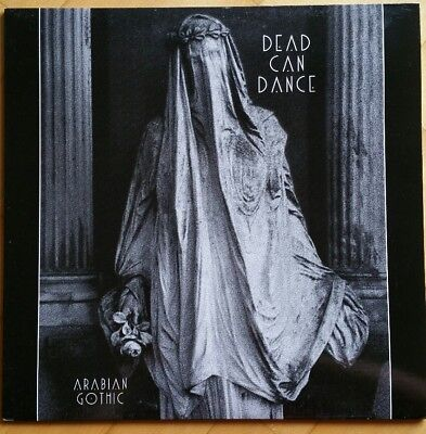 Dead Can Dance Arabian Gothic LP Vinyl live Hamburg 1990
