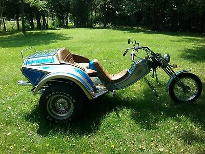Other Makes: Touring 1977 WILMAC TRIKE