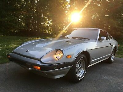 """1983 Nissan 280ZX  """"Datsun 280ZX by Nissan""""  38,855 ACTUAL MILES FROM NEW"""