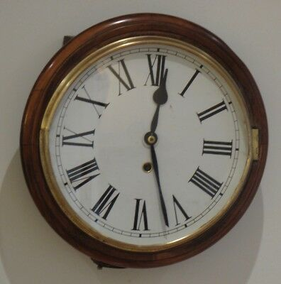 School/Railway Clock Ideal for the kitchen office or Pub