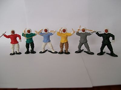timpo eskimos all 5in good condition and are various colours