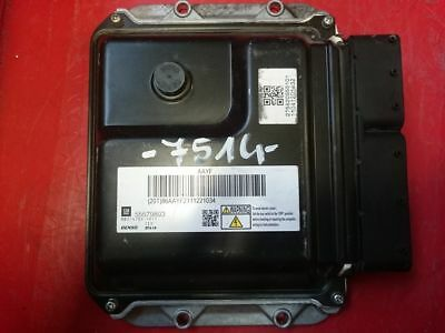 Opel Ecu 55579893  - Warranty / Programming / Fast Courier