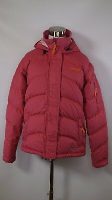 C2954 Girl's Spyder Goose Down Insulated Puffer Ski Jacket Size 16