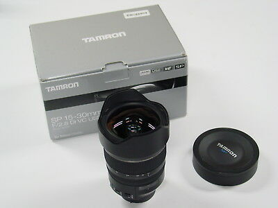 Tamron Nikon 15-30mm f2.8 Wide Angle Zoom