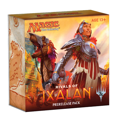 MTG RIVALS OF IXALAN Sealed Prerelease pack