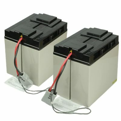 Replacement RBC-55 Rechargeable Battery Pack with SBS®50 Plug [APC-55]