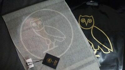 OVO x CANADA GOOSE BLANKET SCARF - Limited Edition October's Very Own