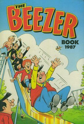 Very Good, The Beezer Book: Annual 1987, D C Thomson, Book