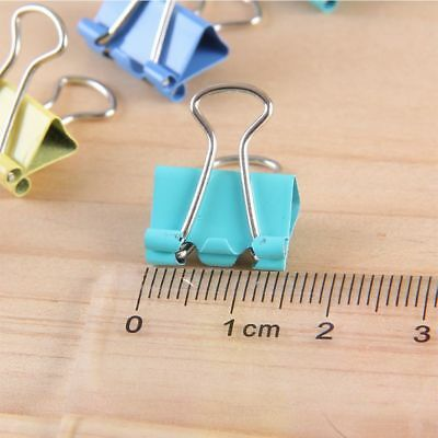 Clip Firm Metal Document Clips Binder Clips Paper Holder Office Stationery