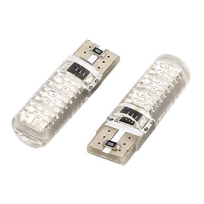 2x EPISTAR ULTRA BRIGHT 501 W5W T10 6 LED SMD CANBUS ERROR FREE SIDELIGHT BULB