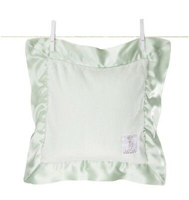 Little Giraffe Luxe Pillow Extra Soft, Stylish Chenille Pillow Celadon (Green)