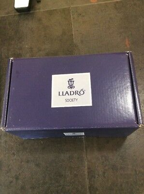Retired Lladro Spain Art Brings Us Together #7677 Porcelain Figurine w/ Box DFP