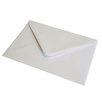 C7 White Envelope Fits A7 Greeting Card Invitations Mini RSVP Envelopes 83x113mm