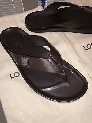 45aa6e848 Worn Once Authentic Louis Vuitton Men s Shoes Pioneer Thong Sandal size 8
