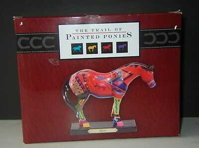 Mystic pony The Trail of Painted Ponies by Enesco W/box