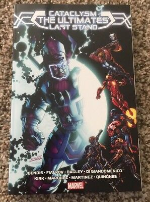 Marvel Cataclysm Ultimates Last Stand Trade Paperback Ultimates Spiderman Xmen