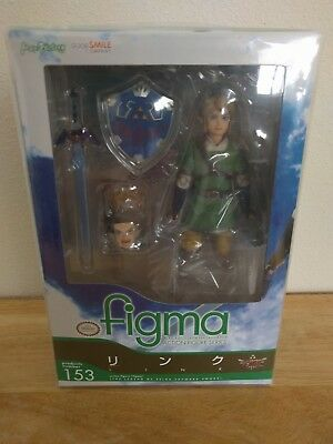 Max Factory Figma The Legend of Zelda Skyward Sword Link Figure 153