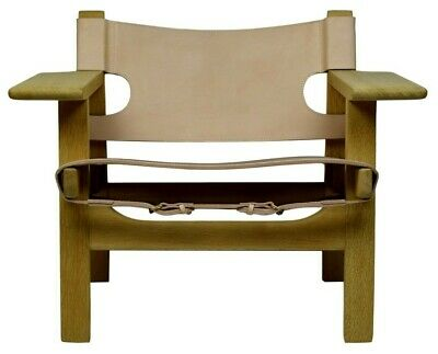 Upholstery for the Spanish Chair by Børge Mogensen, model 2226, made in Denmark