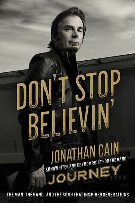 Don't Stop Believin' by Jonathan Cain (2018, eBooks)