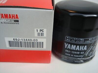Yamaha 69J-13440-03 OIL FILTER, ELEMENT ASSY **AUSTRALIAN STOCK**